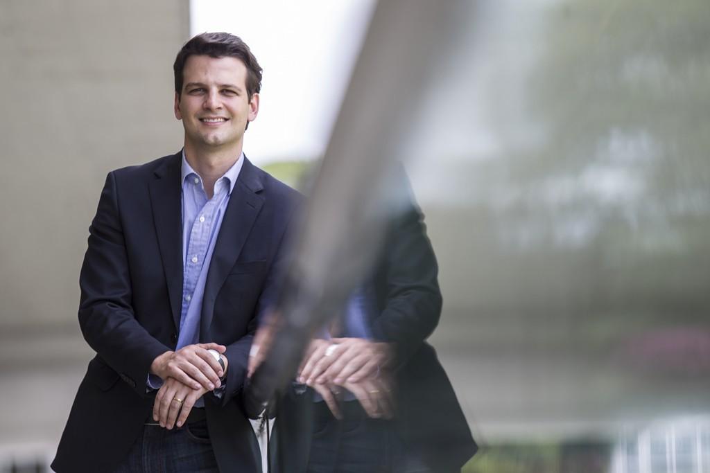 """""""O sonho de todo homem que gosta de política é ser governador"""", diz Eduardo Pimentel"""