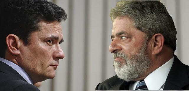 Moro aceita denúncia e Lula vira réu pela 4ª vez na Lava Jato