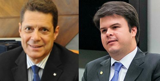 Fernando Vianna encontra ministro da Minas e Energia