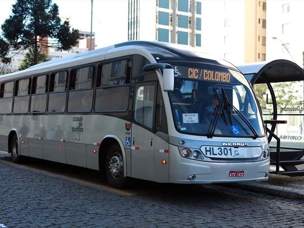 Reintegração do transporte de Curitiba começa nesta segunda-feira