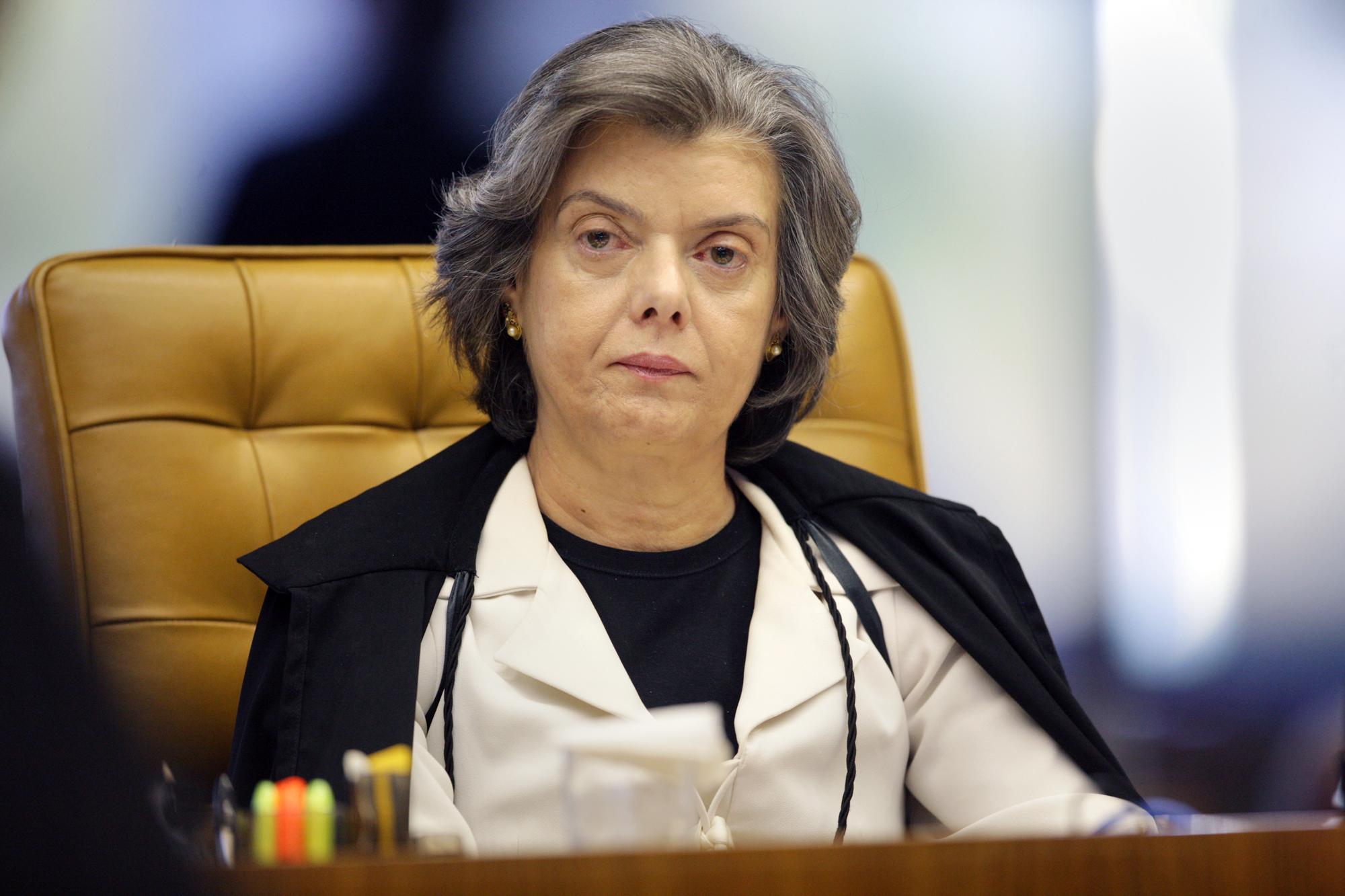 Ministra Cármen Lúcia homologou delações da Odebrecht