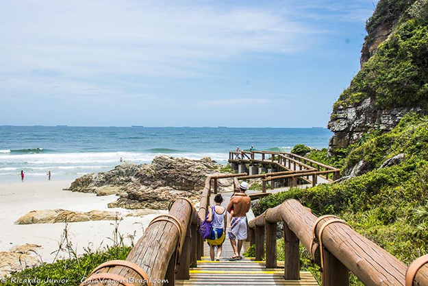 PR tem maior índice de praias próprias para banho no país, aponta Folha