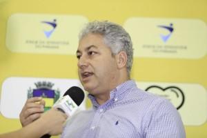 Douglas Fabrício debaterá política do esporte