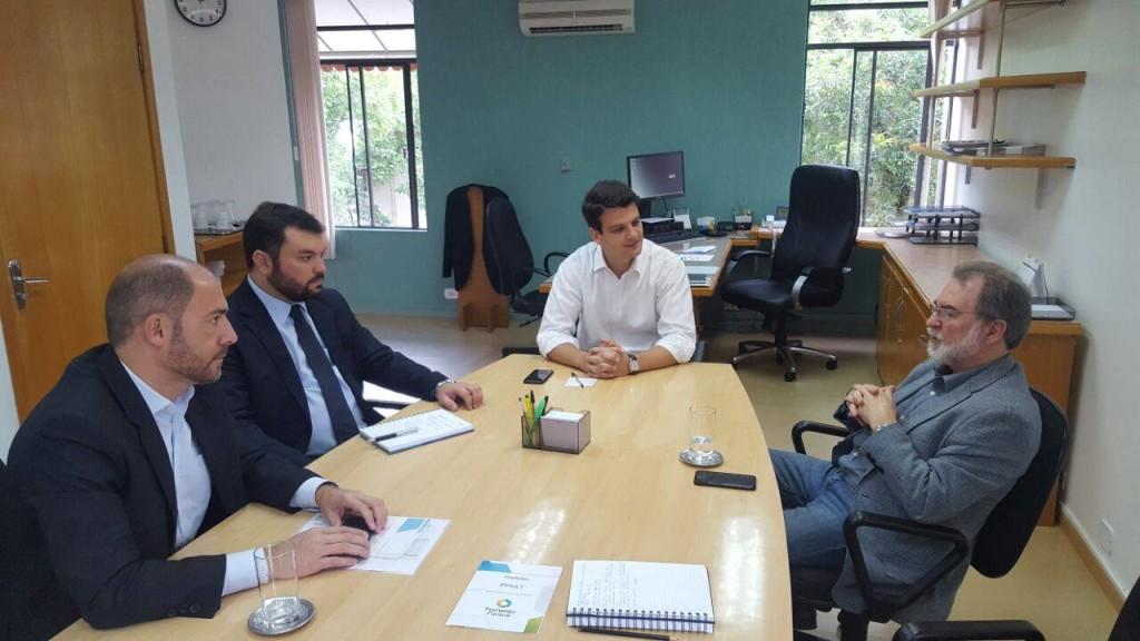 Reunião Eduardo Pimentel