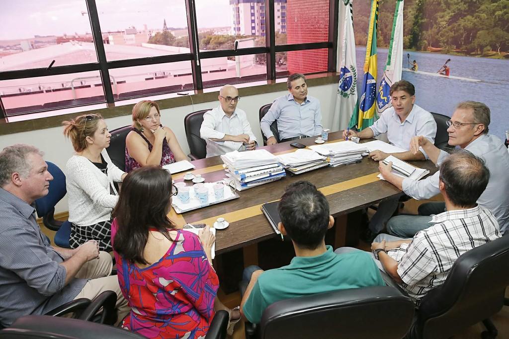 Reunião Paranhos