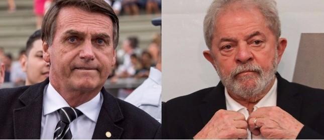 Boca Maldita: Lula e Bolsonaro iriam ao 2º turno, diz pesquisa