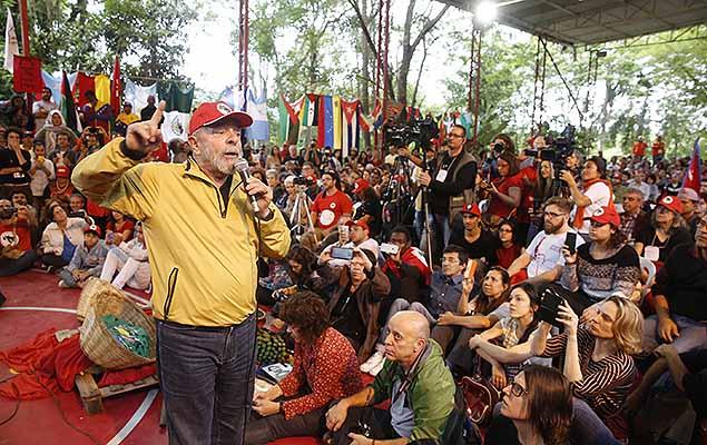 Lula ataca mercado, imprensa e governo