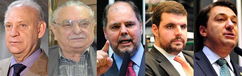 Partidos querem Richa no comando das alianças para eleições de outubro