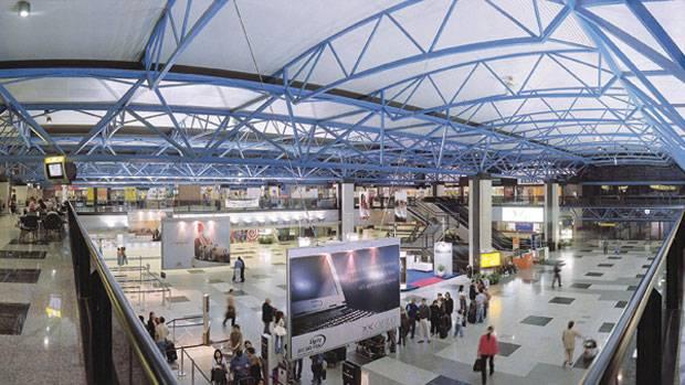 Aeroporto Internacional de SJP é o melhor avaliado do Brasil