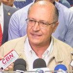 Alckmin vai bater ponto em Brasília