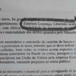 Blogueiro mela operação do Gaeco no Paraná e Santa Catarina