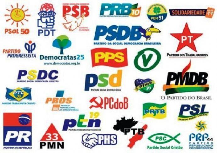 Em cada oito eleitores no Paraná, um está filiado a algum partido