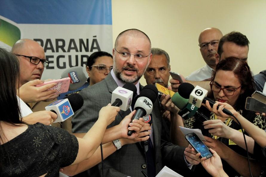 Homicídios caem 12% no Paraná