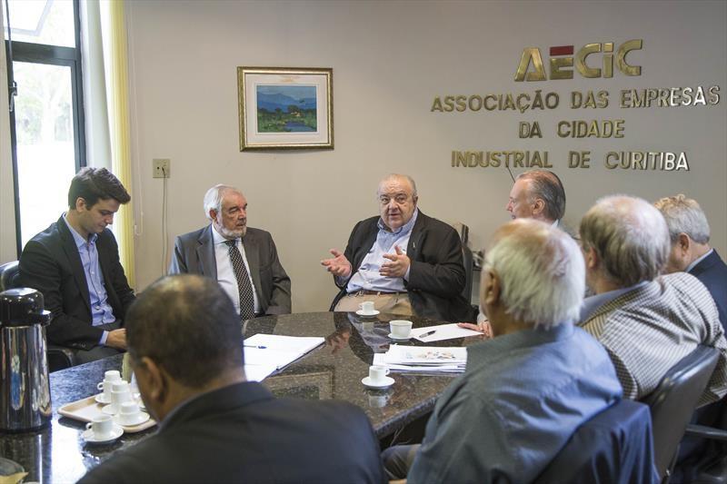 Greca confirma obras de R$3,5 milhões na Cidade Industrial