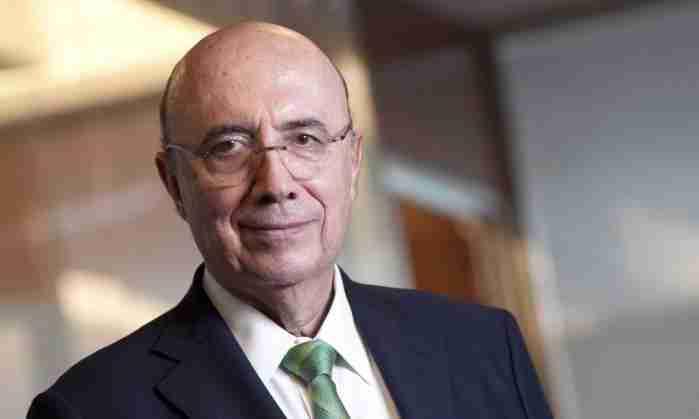 Pela primeira vez, Meirelles admite 'contemplar' ser candidato a presidente