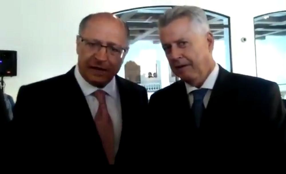 PSDB e PSB fecham aliança