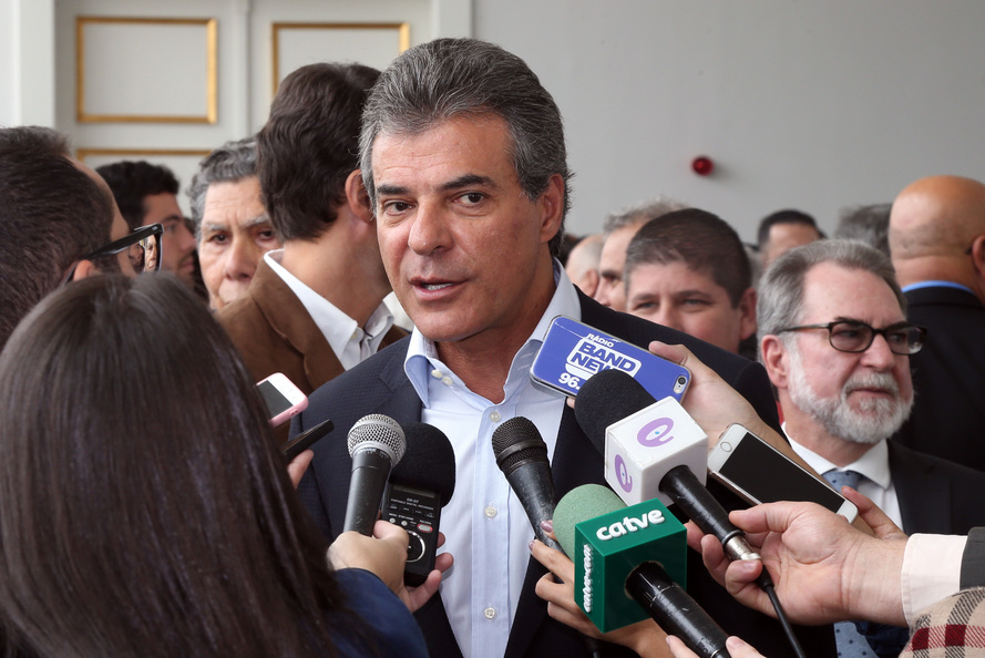 Richa repassou R$ 1,3 bilhão para obras em 399 municípios