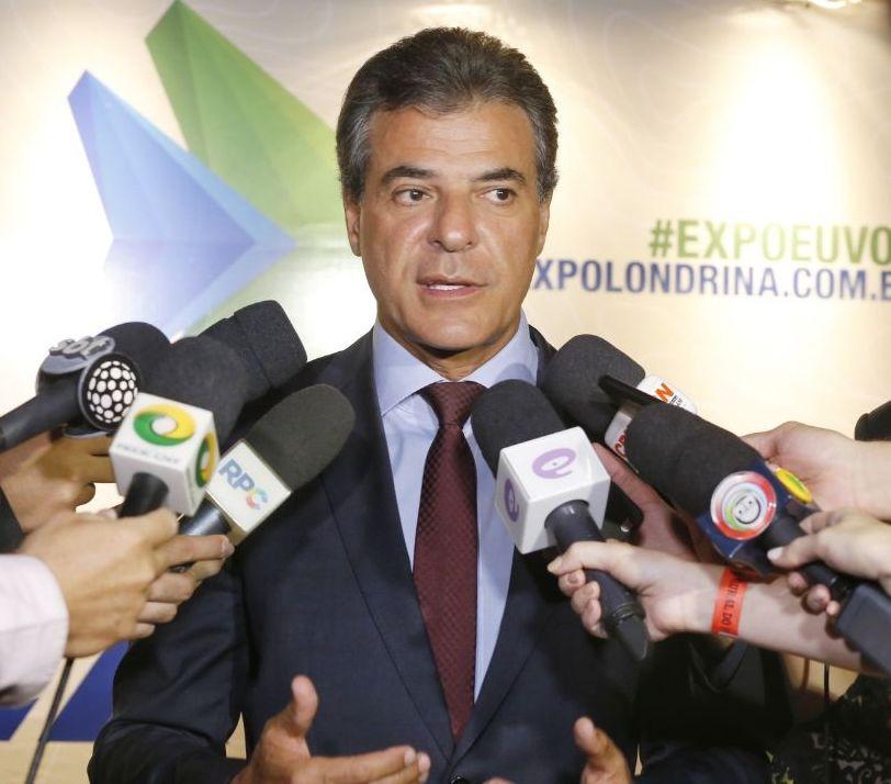 Richa participa do lançamento da 58ª ExpoLondrina