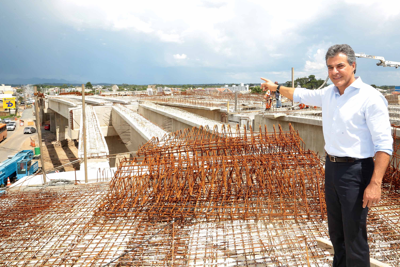 Paraná é o segundo Estado do país em investimentos