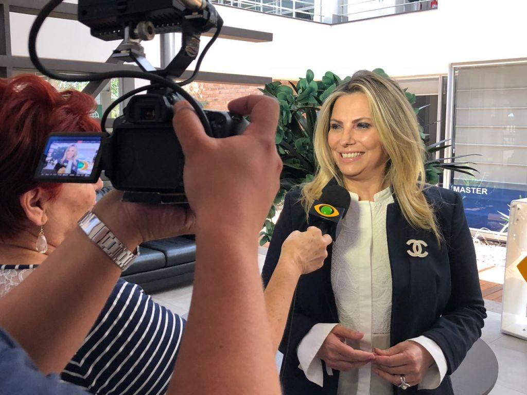 Cida destaca investimentos em saúde no Paraná