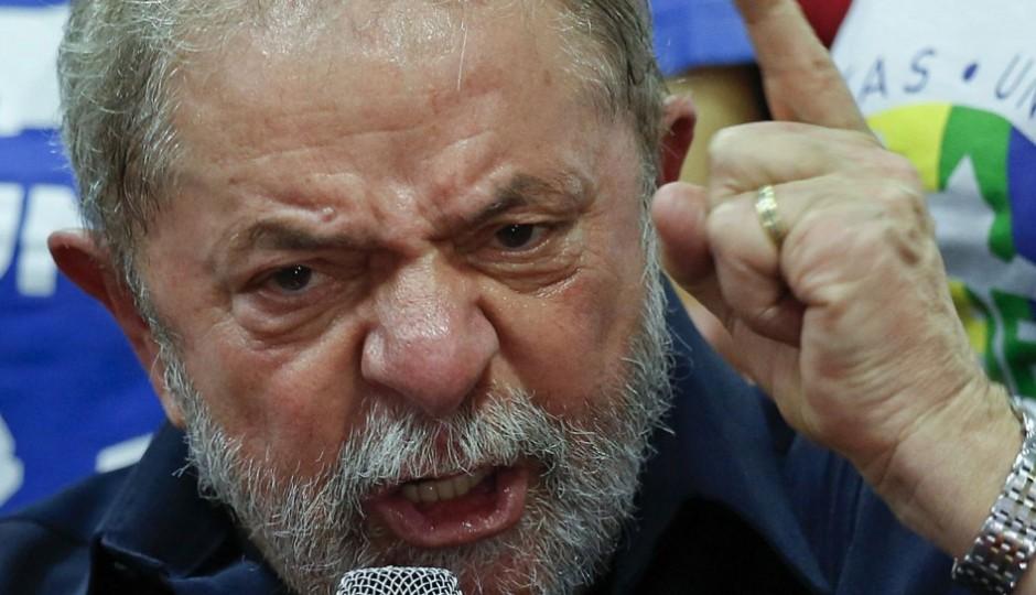 A nova afronta de Lula