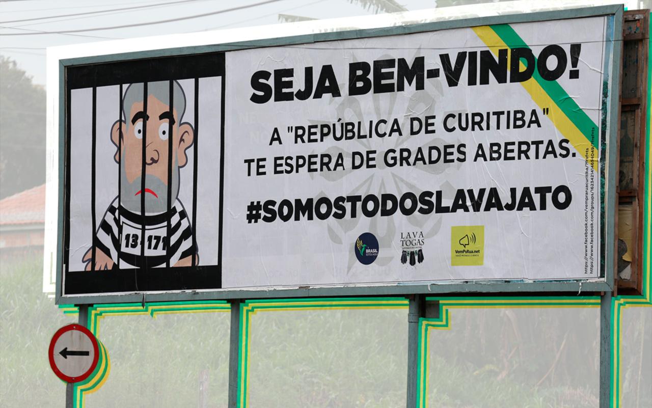 Síndrome do CMP afasta Lula do Paraná