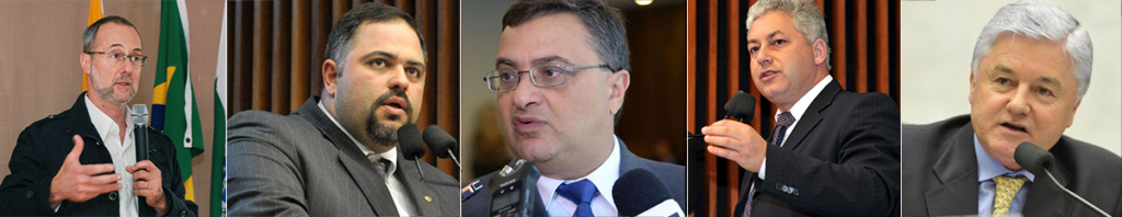 Cinco secretários de Richa já decidiram disputar as eleições