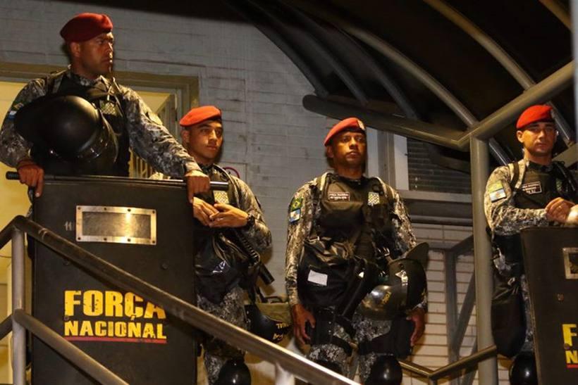 Governo finaliza série de estudos sobre a criação da Guarda Nacional