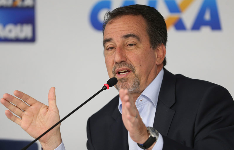 Gilberto Occhi na Saúde
