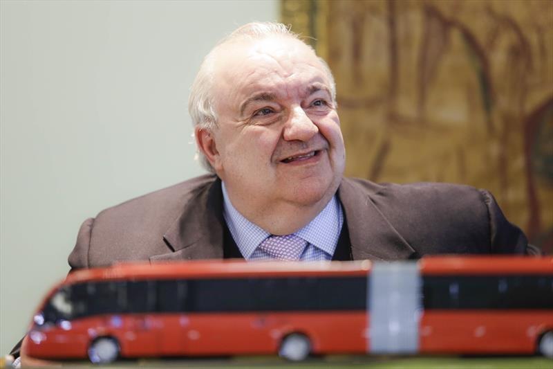 Preço da passagem não sobe, garante Greca