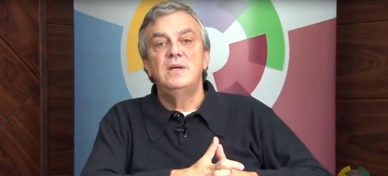 Rossoni lamenta falecimento de Luciano Pizzatto