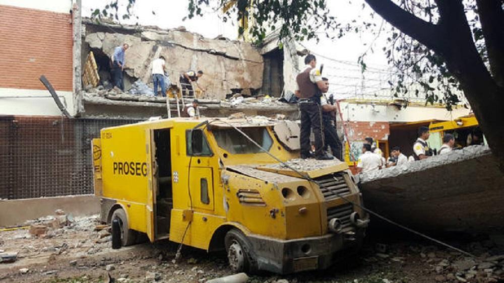 Mega-assalto no Paraguai foi realizado pelo PCC, diz PF
