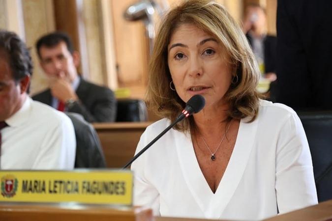 Maria Letícia é reeleita presidente da Comissão de Saúde na CMC