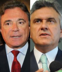Álvaro Dias negocia apoio a Ronaldo Caiado
