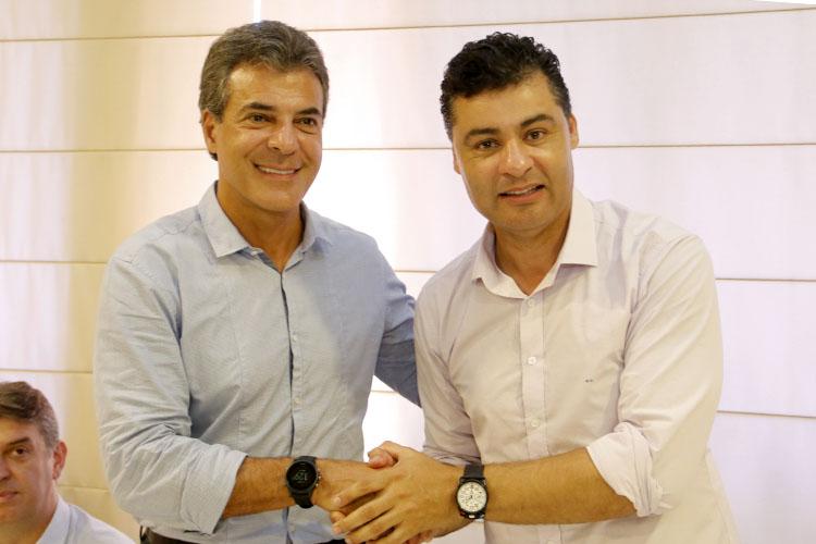 PSDB filia Rangel e cogita lança-lo ao governo