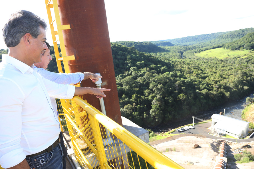 Paraná amplia licenciamento para pequenas usinas hidrelétricas