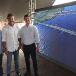 Richa autoriza início da obra da nova ponte em União da Vitória