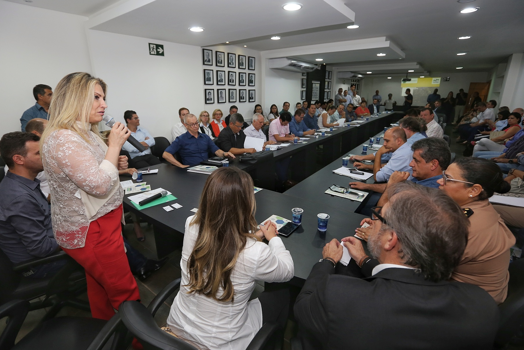No Noroeste, Cida reforça parceria com os municípios