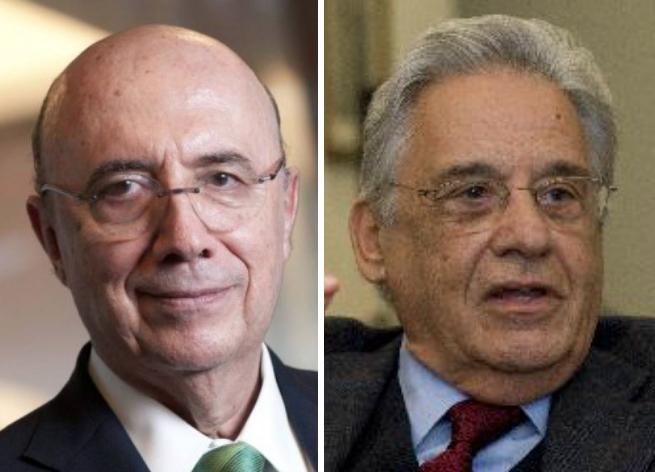 'FHC está certo: quem tem apoio só do mercado não ganhará eleição', diz Meirelles