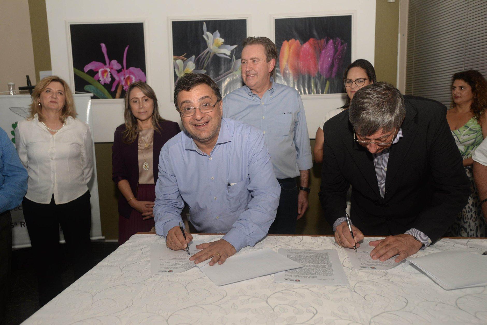Michele Caputo garante R$ 20 milhões para construção do Pronto Socorro do hospital de Arapongas