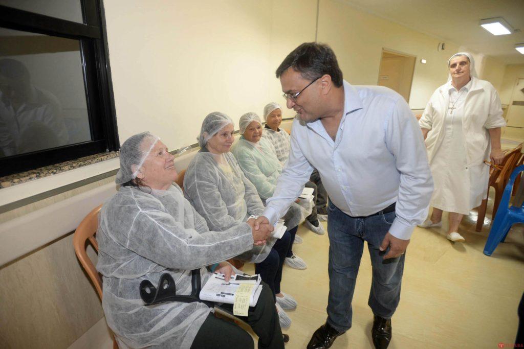 Mutirão da catarata vão atender 1,2 mil pacientes no litoral