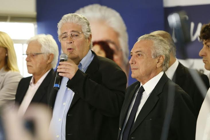 Requião recebeu R$ 500 mil de matriarca do Grupo Libra investigado por repasse de propinas na Operação Skala