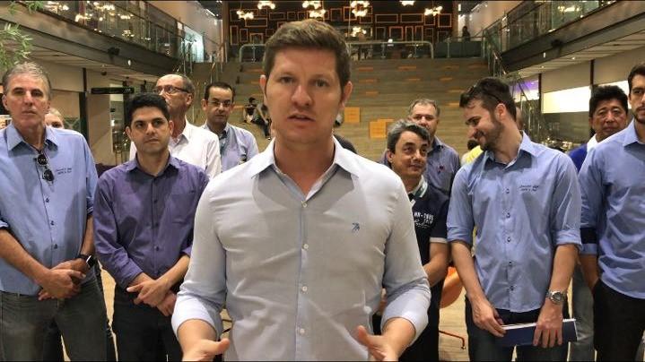 Santin Roveda conhece startups e novos sistemas de inovações tecnológicas em Santa Catarina