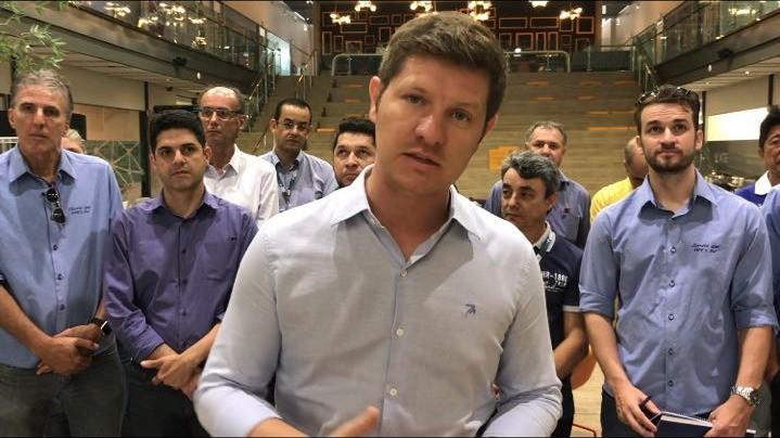 Santin Roveda conhece starups e novos sistemas de inovações tecnológicas em Santa Catarina