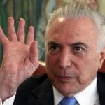 Temer anuncia plano para Estados reequiparem as polícias; valor deve ser de R$ 42 bilhões