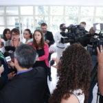 Presidente da Assembleia do PR repudia intimidação a imprensa