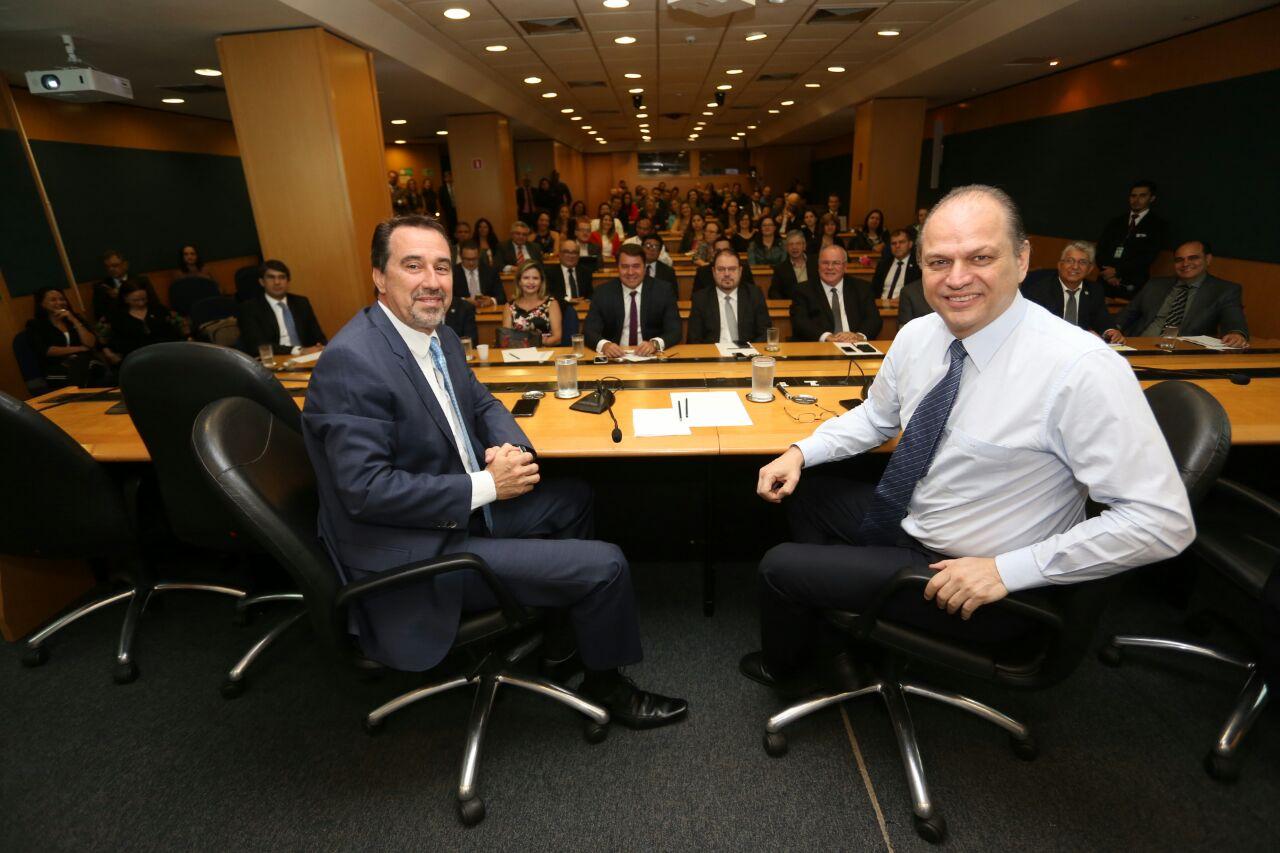 Occhi na Saúde é a garantia da continuidade da gestão eficiente, diz Barros