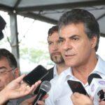 Richa confirma R$ 58,3 milhões para obras de água e esgoto em Telêmaco Borba