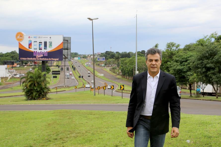Richa autoriza licitação para obras do novo viaduto em Foz do Iguaçu