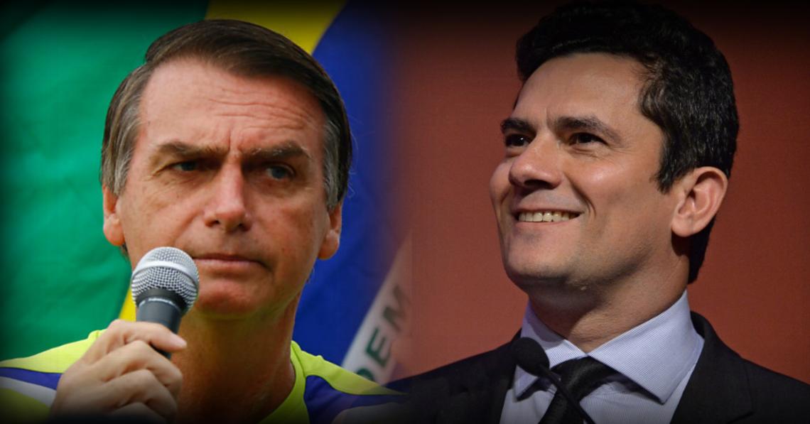 Deputados incluem Moro e Bolsonaro em seus nomes